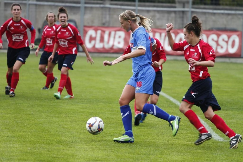 Calcio Femminile Serie A I Risultati Finali E La Classifica Dopo L 8ª Giornata Www Ideawebtv It Quotidiano On Line Della Provincia Di Cuneo