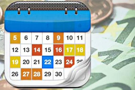Calendario Pagamento Pensioni Inps.Inps Il Calendario Per Il Pagamento Delle Pensioni Anno