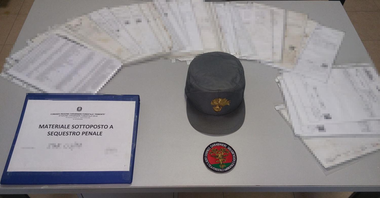 Catena di mobilifici abbandona dati dei clienti nei boschi di Ceva ...