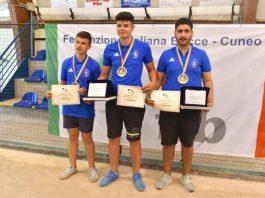 8016965375 Petanque – Campionati Italiani: medaglie e belle prove per l'Auxilium  Saluzzo.