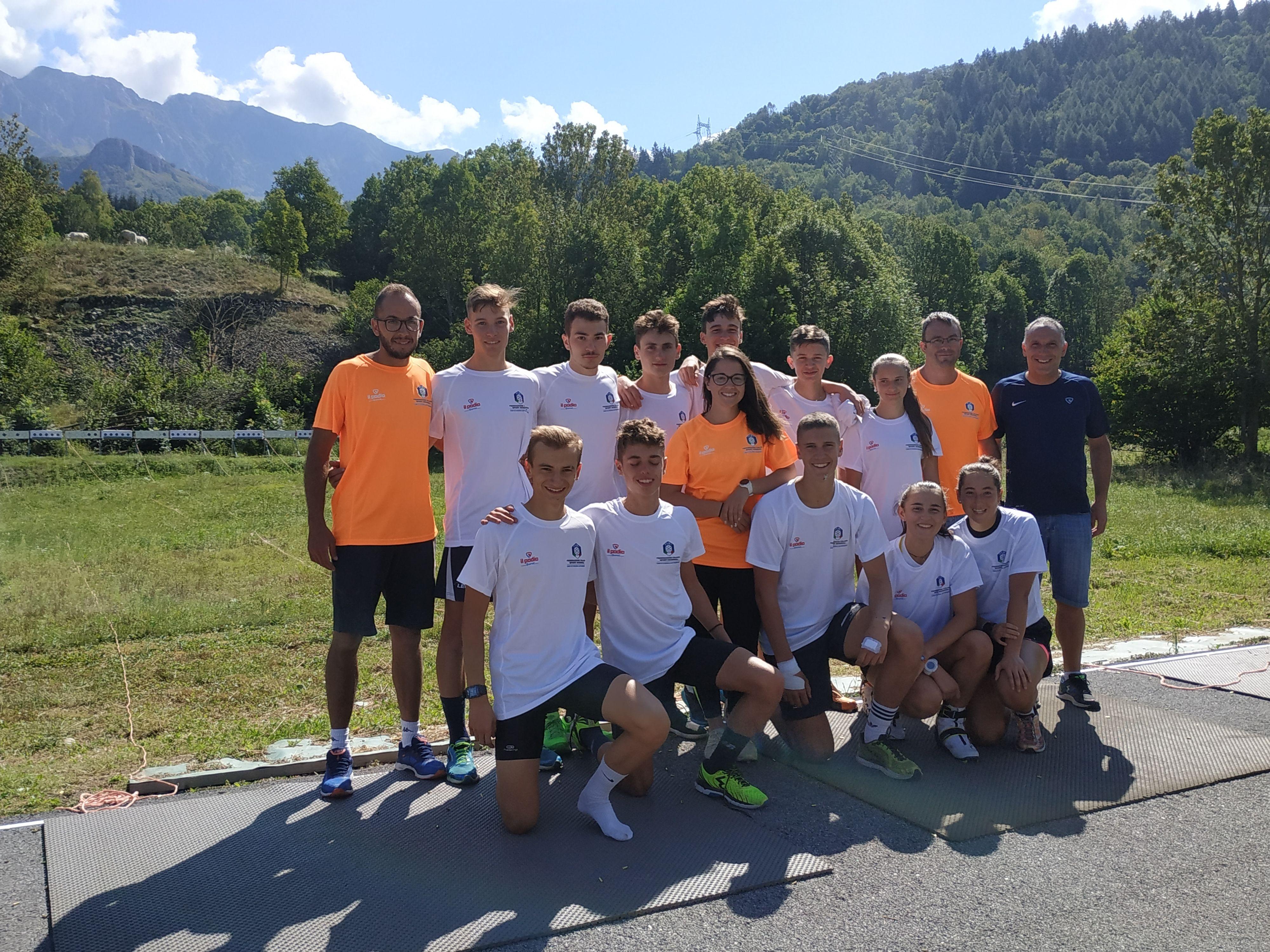 Fisi Aoc Calendario Gare.Biathlon I Piemontesi Convocati Per I Campionati Italiani