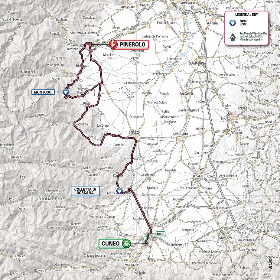 6d361c9020 La Granda protagonista anche al Giro d'Italia 2019: il 23 maggio la ...