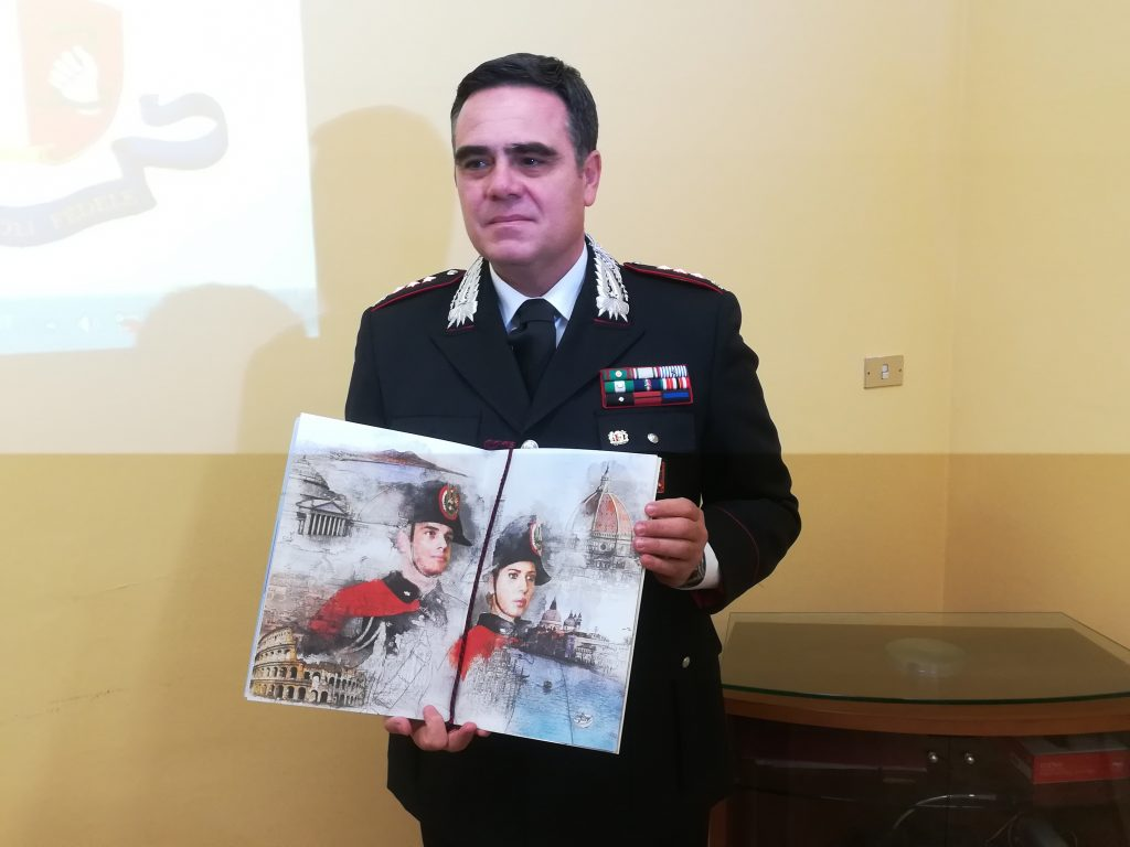 Calendario Storico Carabinieri 2020.Cuneo Presentato Il Calendario Dell Arma Dei Carabinieri