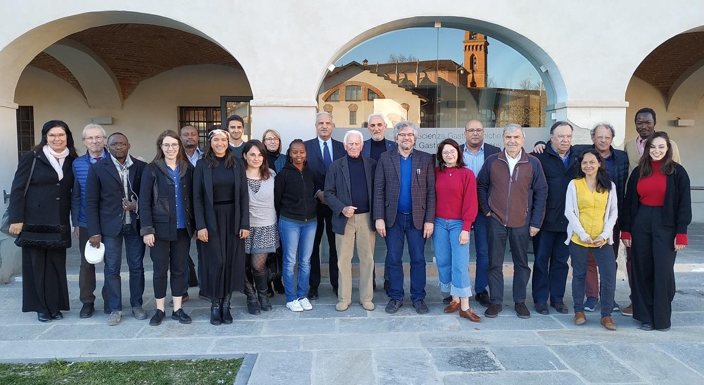 Università di scienze gastronomiche: incontro tra sostenitori delle