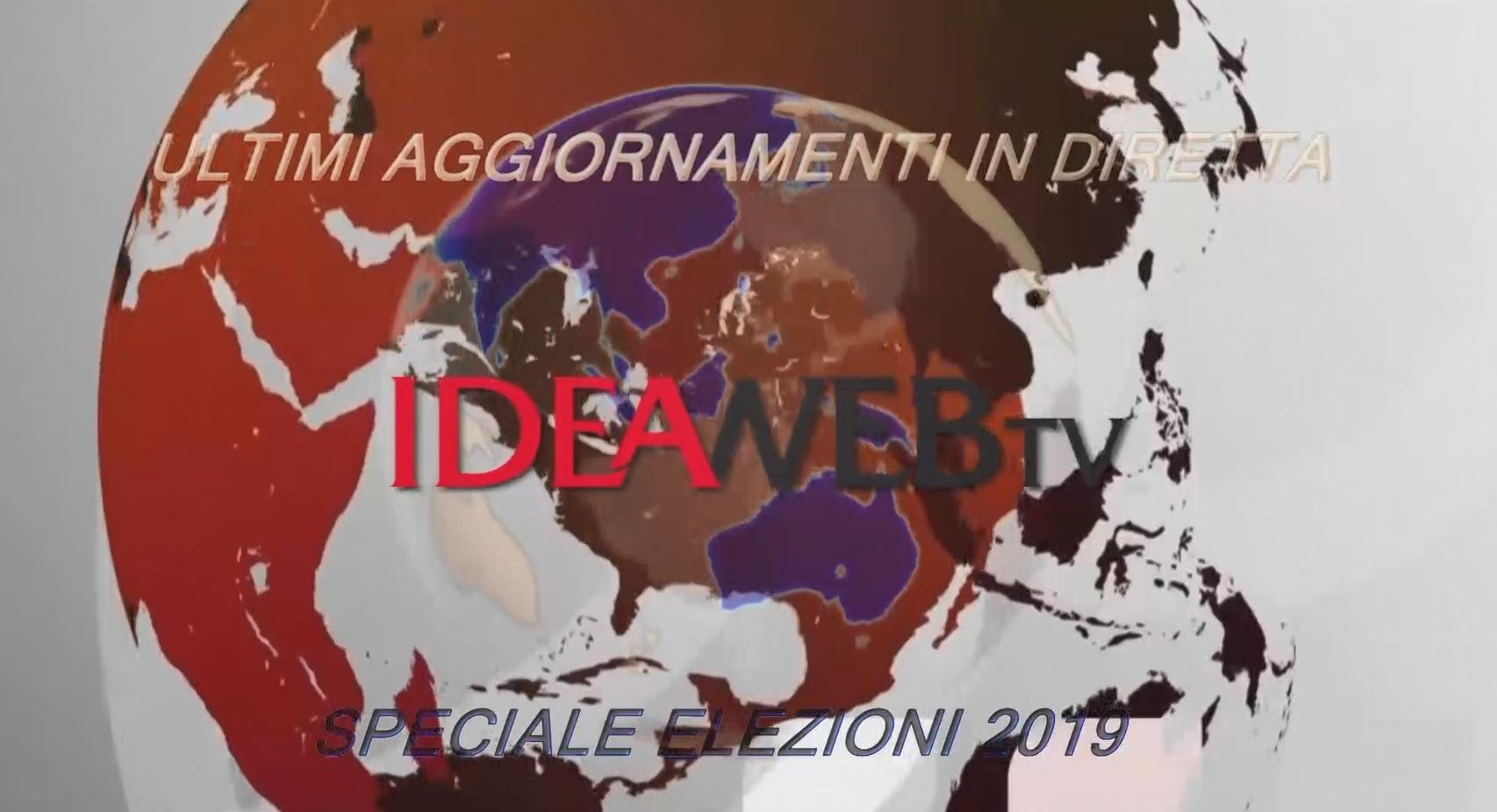 Elezioni 2019 oggi il grande speciale di ideawebtv in for Oggi parlamento diretta