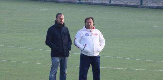 Roberto Botta con Fabrizio Viassi