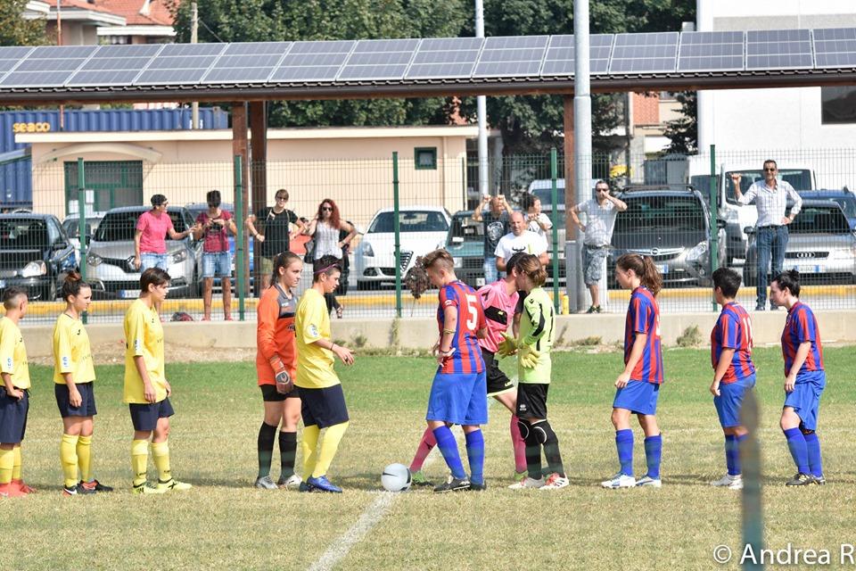 Eccellenza Femminile – Derby Musiello Saluzzo vs Area Calcio mentre il Racco '86 mira al 5° posto - IdeaWebTv