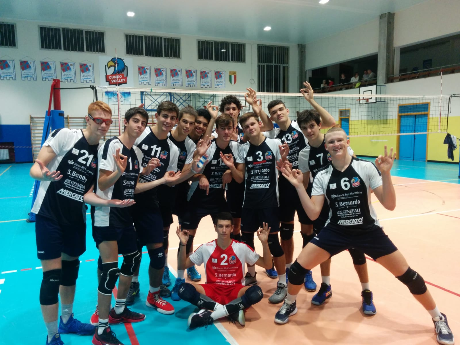 Volley C/M: Cuneo di carattere! L'Altiora si arrende al quinto set - IdeaWebTv