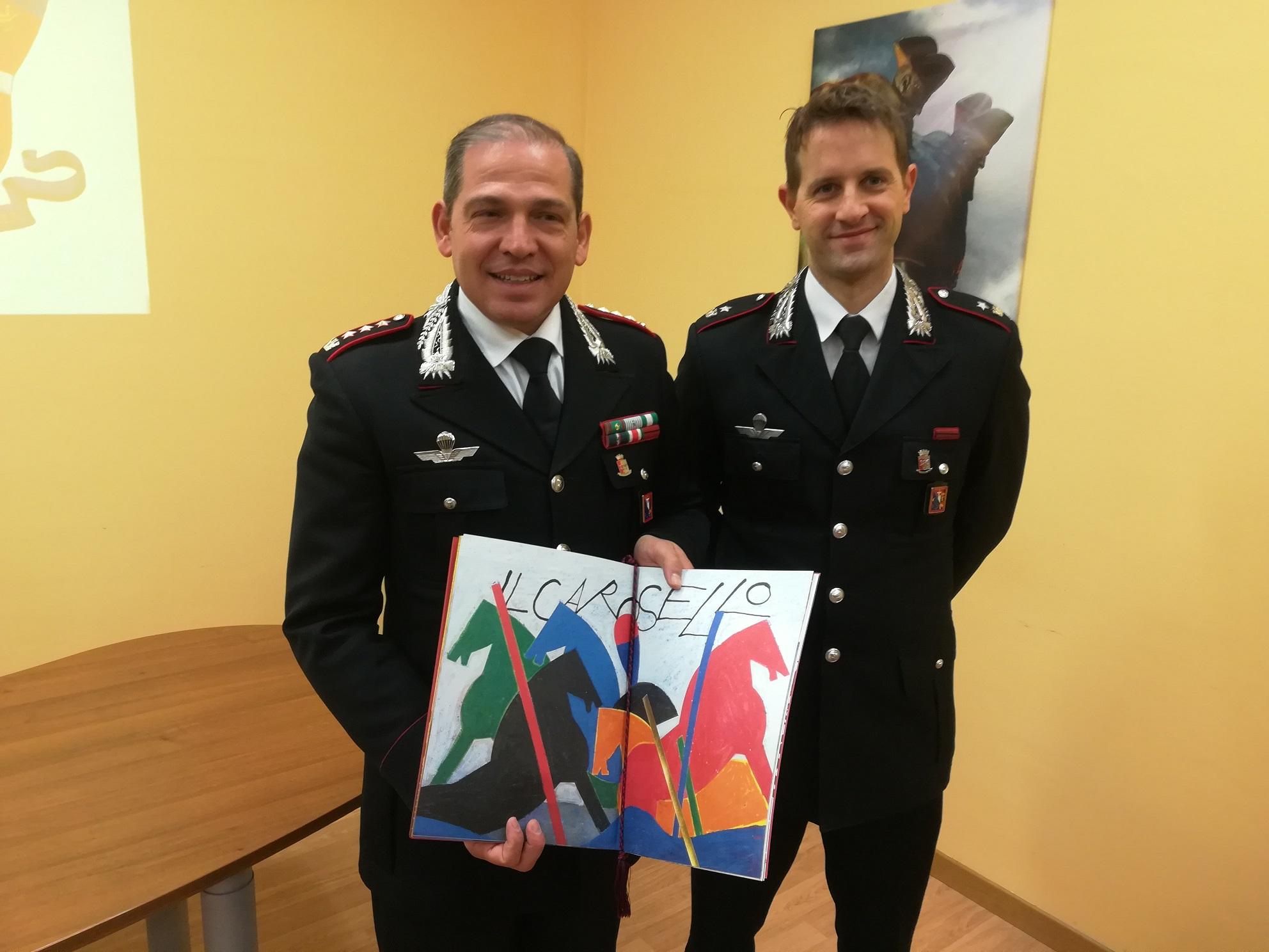 Cuneo: presentato il Calendario 2020 dell'Arma dei Carabinieri (FOTO) - IdeaWebTv