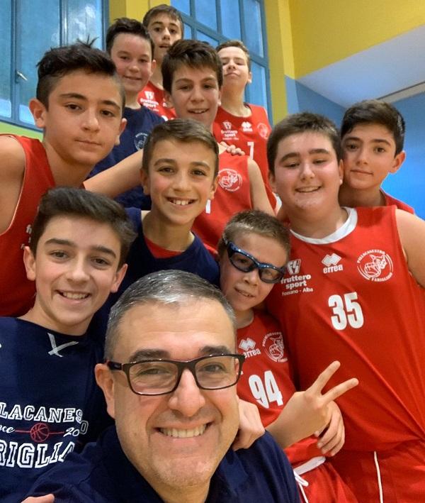 Basket: Farigliano, bene l'Under 13! Sconfitte per le altre squadre - IdeaWebTv