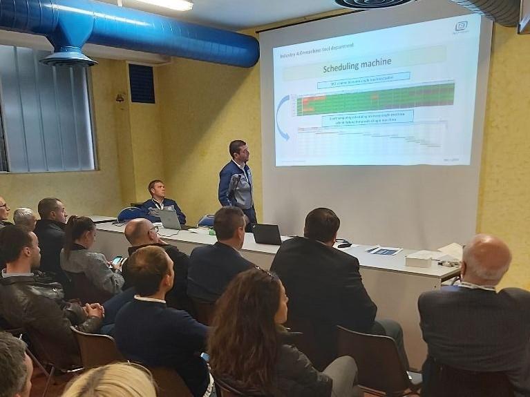 La Bottero di Cuneo selezionata per le buone prassi applicate nel settore dell'innovazione manifatturiera - IdeaWebTv