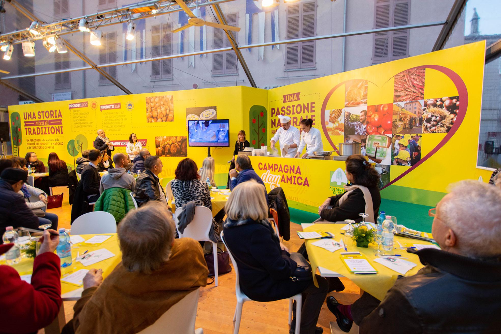 """Coldiretti: ad Alba sarà un weekend """"in giallo"""" con il Campagna Amica Day - IdeaWebTv"""