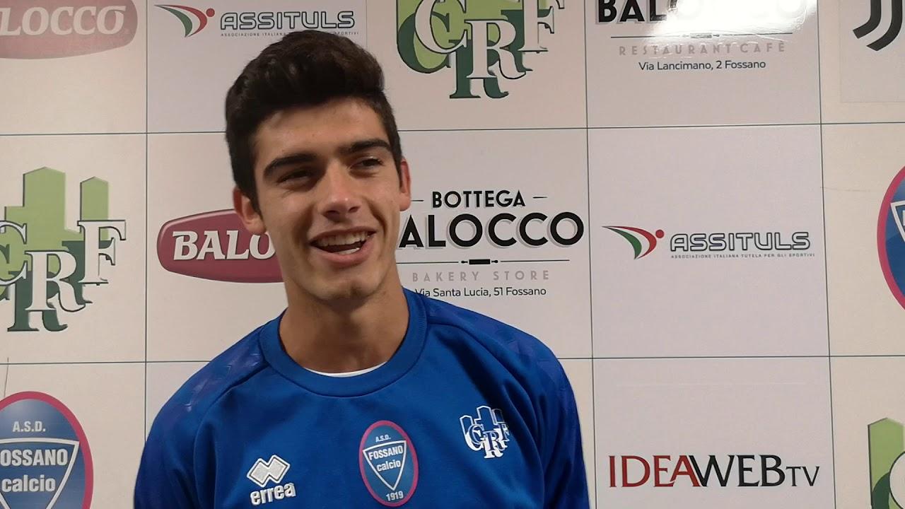 """Serie D, verso Fossano-Borgosesia, Bergesio: """"Sarà una gara impegnativa, squadra giovane e forte"""" (VIDEO) - IdeaWebTv"""