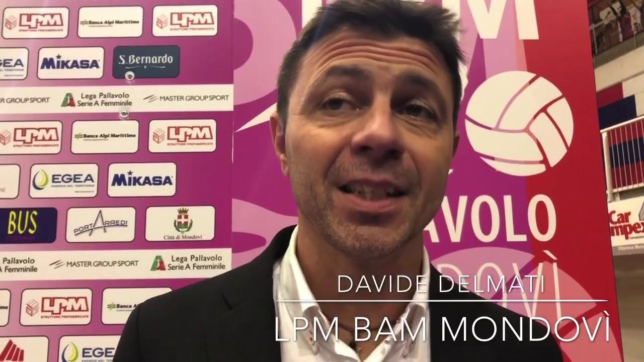 LPM Bam Mondovì trionfa contro Baronissi. Delmati: «Ci godiamo questa vittoria» (VIDEO) - IdeaWebTv