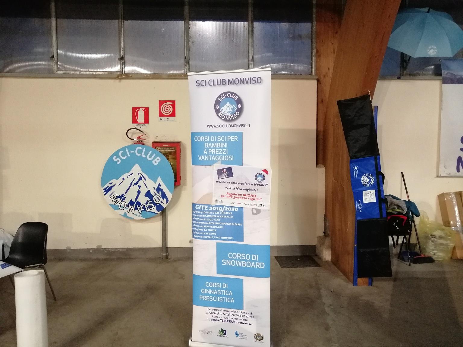 Saluzzo: lo Sci Club Monviso inaugura la stagione presso il Pala Crs (FOTO e VIDEO) - IdeaWebTv