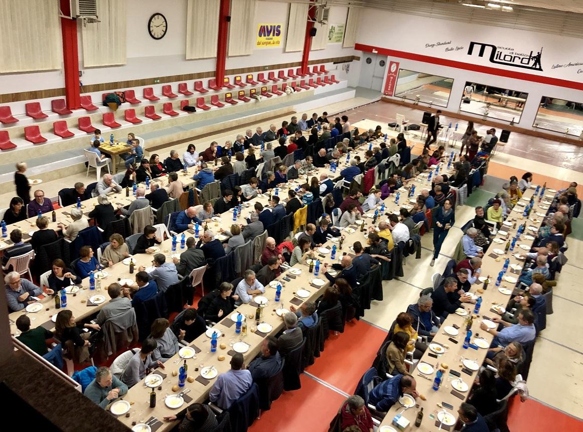 Fossano: 200 adesioni per la serata con Cantiere Civile (FOTO) - IdeaWebTv
