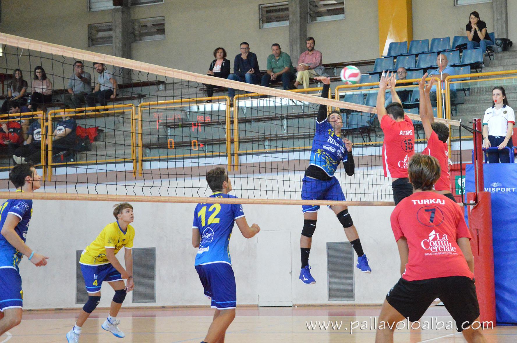 Volley C/M: vittorie per Alba, Cuneo, Racconigi nella 5^ giornata di andata - IdeaWebTv