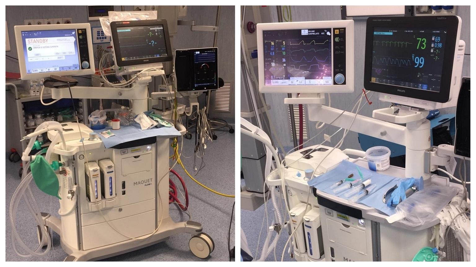 Sale operatorie e terapia intensiva: nuove tecnologie a Pinerolo e Rivoli - IdeaWebTv