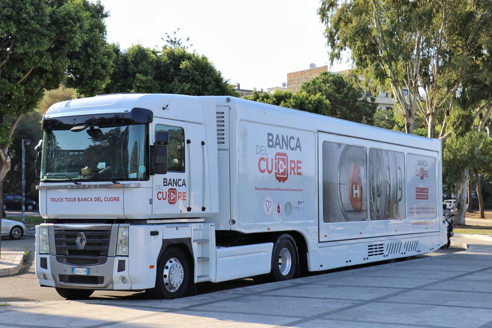 La Banca del Cuore per la prevenzione cardiovascolare torna a Cuneo - IdeaWebTv