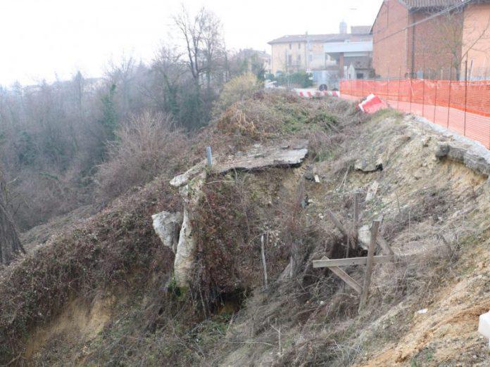 420.000 euros pour la restauration du glissement de terrain de Santo Stefano Roero - www.ideawebtv.it  - Championnat d'Europe 2020