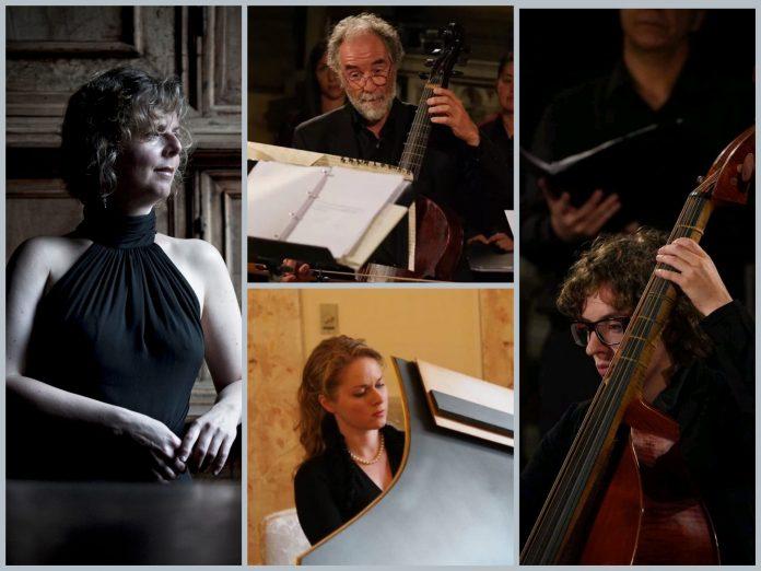 Baroque Ensemble - Rèunion de Musiciens saluzzo