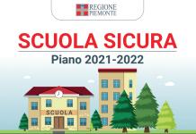 regione piemonte scuola sicura