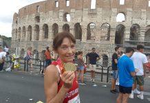 Atletica Mondovì Roma